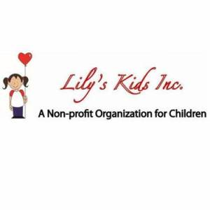 Lily's Kids Inc. A non-profit organization for children.