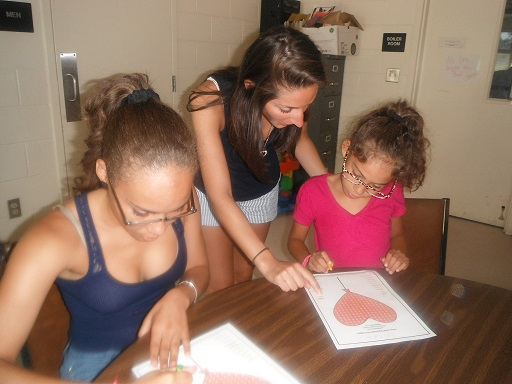 "Learning can be fun with LKI's ""Heart Yourself"" Program."