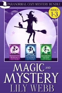 Magic and Mystery Bundle 1 Cover