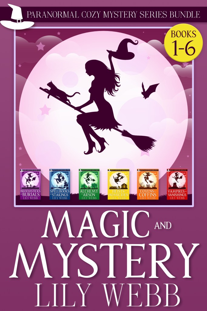 Magic and Mystery Series Bundle Cover