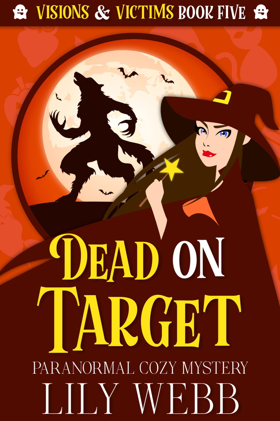 Dead on Target Cover