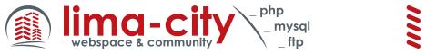 lima-city: Webhosting, Domains und Cloud