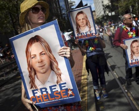 Image Chelsea Manning