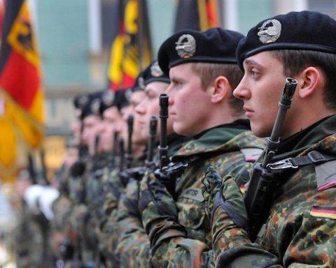 Image German military NATO