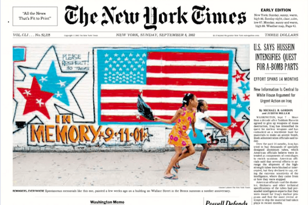 Image Judith Miller NY Times