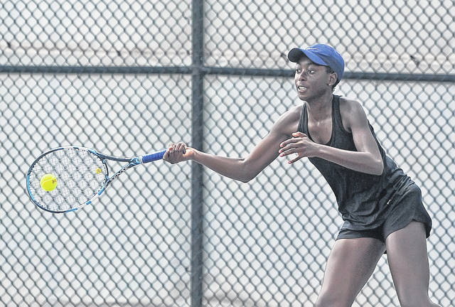 Lima Area Girls High School Tennis Capsules The Lima News