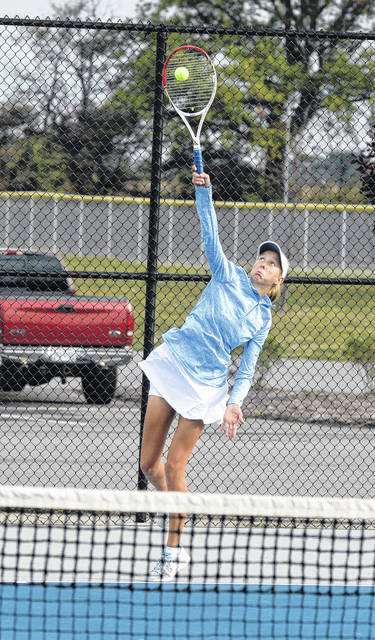 Girls High School Tennis Preview Shawnee Courts Another Wbl Title