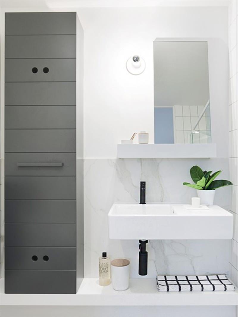 15 Lavabos Com Decorao Moderna E Contempornea Para Voc