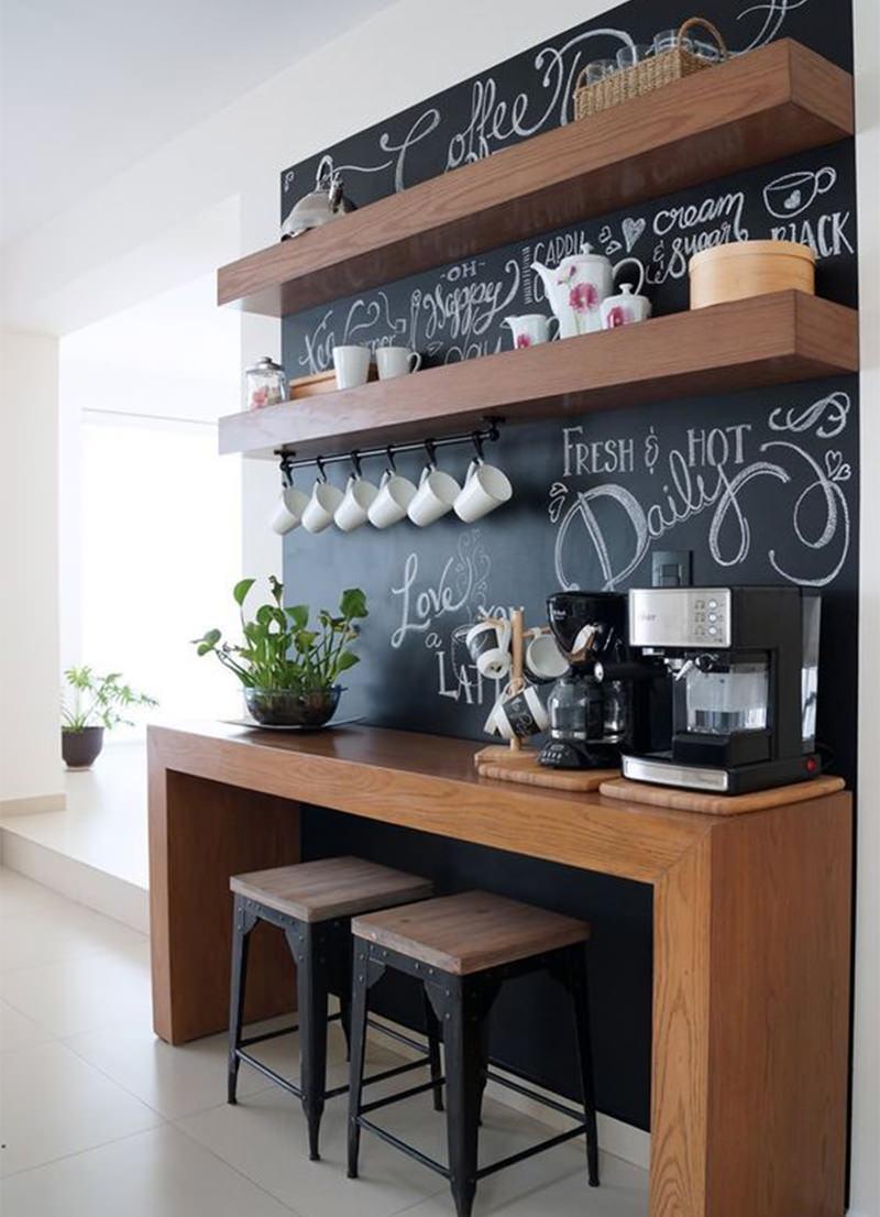 20 Ideias Para Voc Que Quer Montar O Seu Cantinho Do Caf