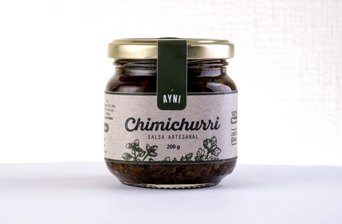 ayni-chimichurri