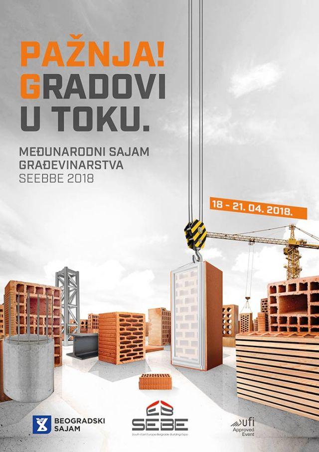 44. Međunarodni sajam građevinarstva SEEBBE  centar promocije građevinske industrije