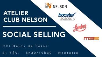 Atelier Club Nelson - Social Selling - CCI Paris
