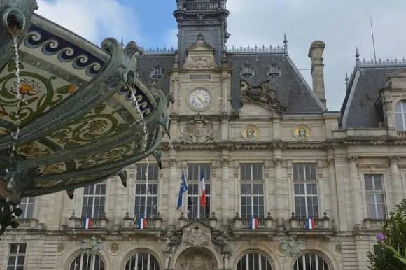 Mairie - Eléctions 2020