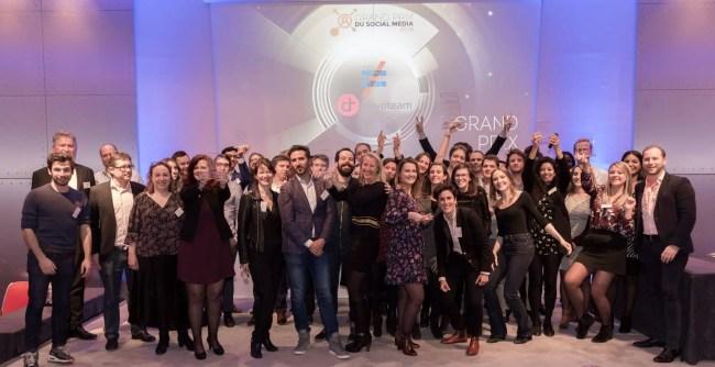 Grand Prix du Social Media 2018 - Limber