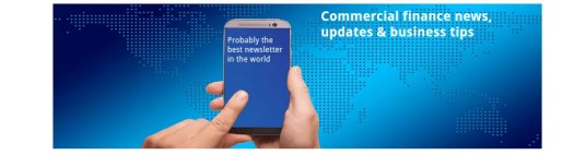 commercial finance news, lending tips, business news