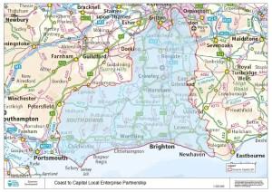 coast to capital region
