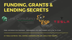 FUNDING, GRANTS & LENDING SECRETS