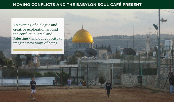 PEACE? Re-telling the story of Israel and Palestine
