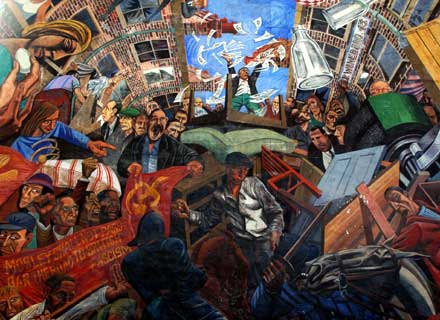 Anniversary of the Battle of Cable Street