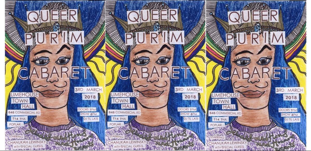 Queer Purim Cabaret