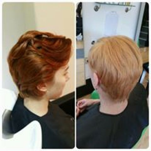 Copper To Honey Blonde