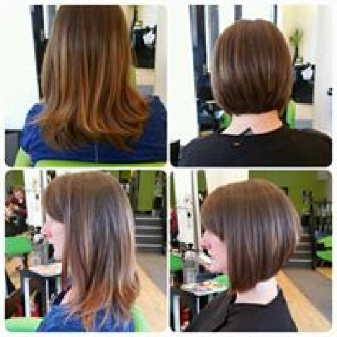 Smooth Bob Restyle