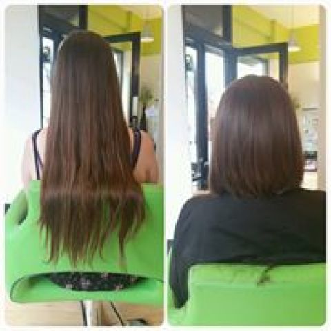 Sleek Bob Restyle