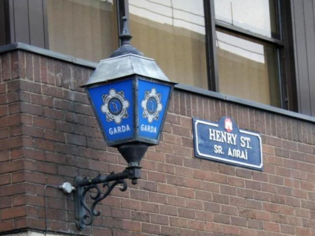 Image result for garda station henry street