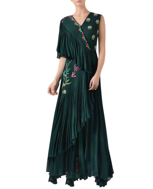 embroidered-draped-gown