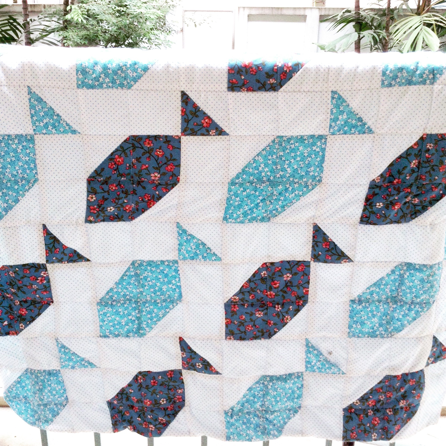 New Obsession: Quilting!