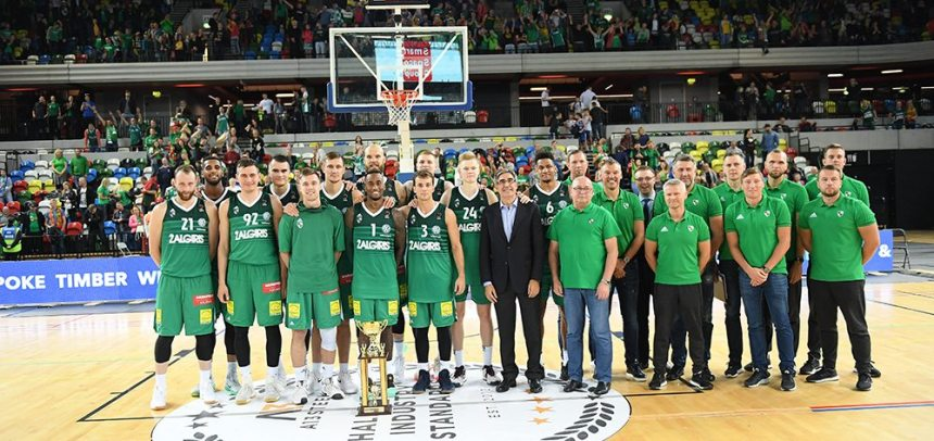 Zalgiris brings EuroLeague passion to London