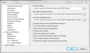 Missing sln file in Solution Explorer - 2