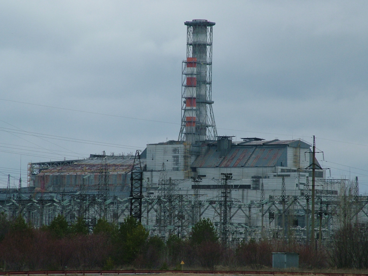 A Trip to Chernobyl's Zone of Alienation – The Liminal Residency