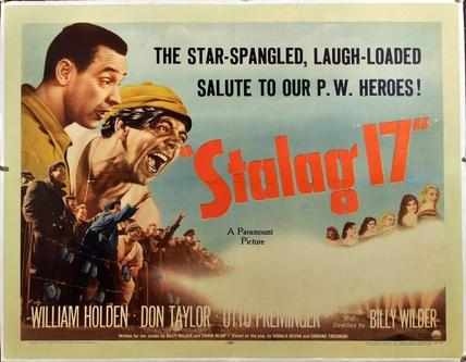 Image result for stalag 17 poster