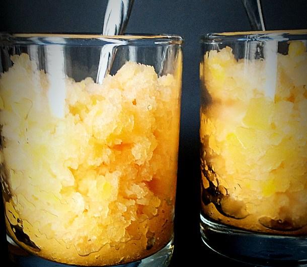 Easy Italian Mango Granita Recipe