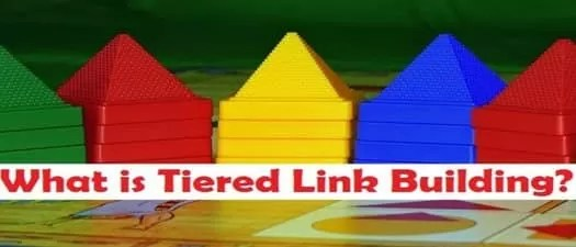 tiered link building