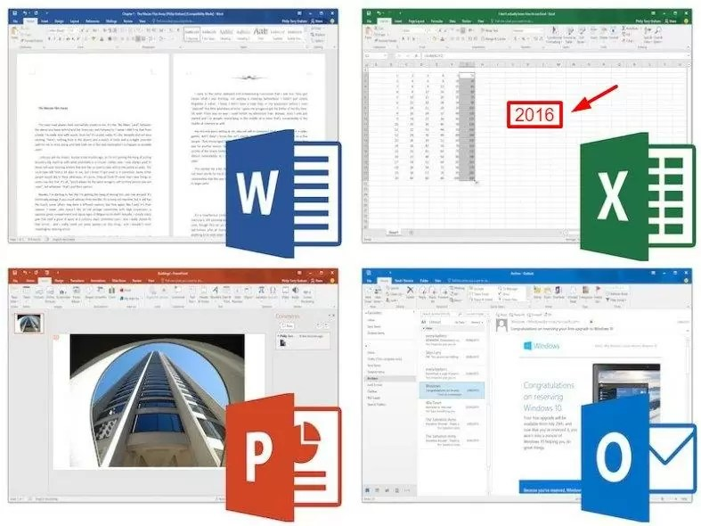 microsoft office 2016 full version for windows 10