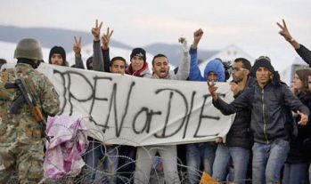 Image result for open borders Obama