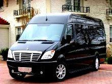 14 Passenger Executive Mercedes Sprinter Van