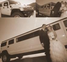 Image of Wedding Hummer Limousine
