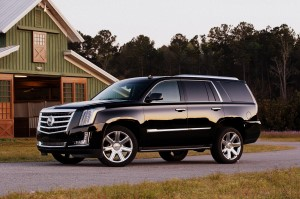 Picture of Limousines of Connecticut Black Escalade SUV