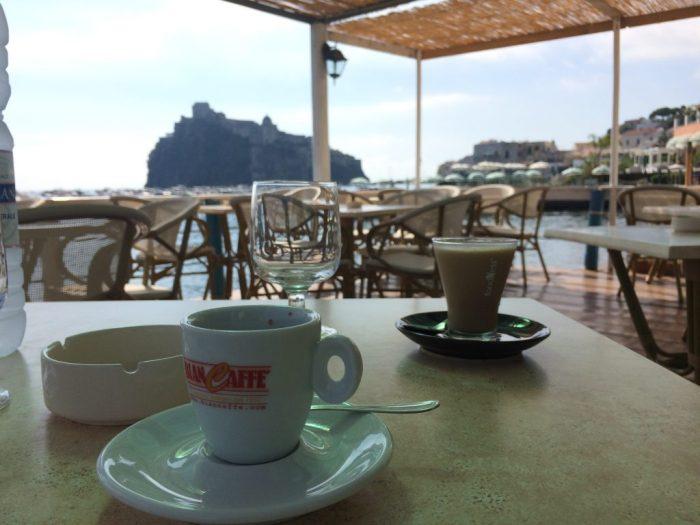 Ischia caffe