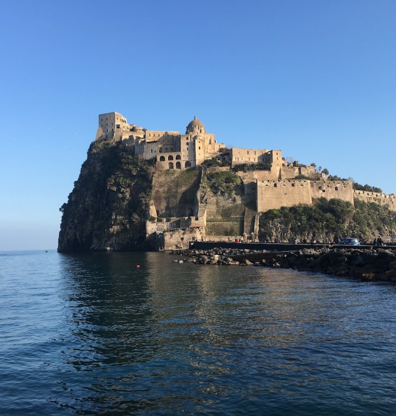 What's winter like in Ischia