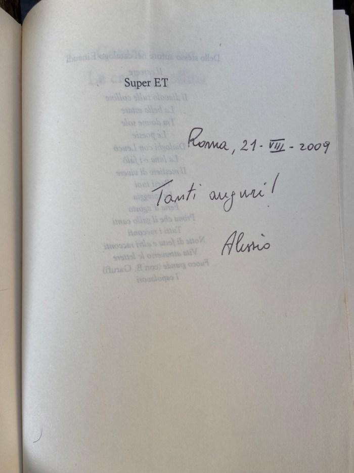 read in italian
