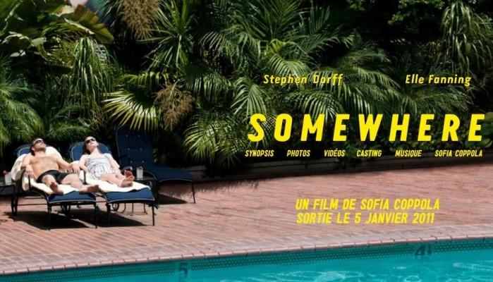 Somewhere il film di Sofia Coppola- e quindi?