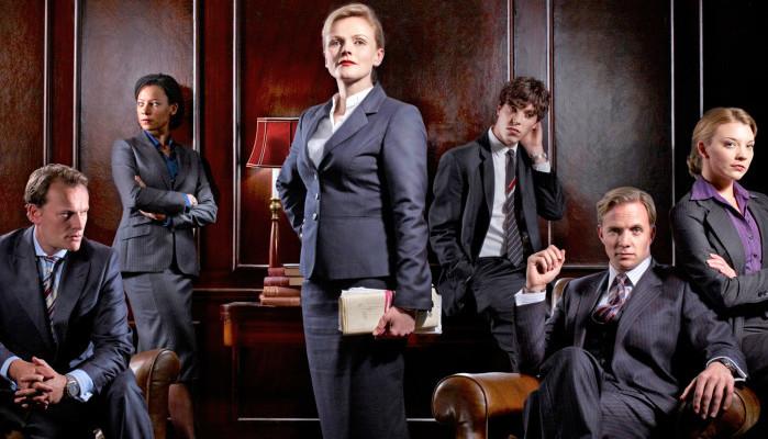 Silk: un legal drama in salsa british