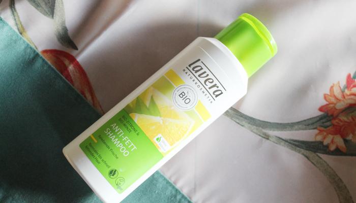 Shampoo Lavera-Shampoo Anti-Grasso Limone & Menta