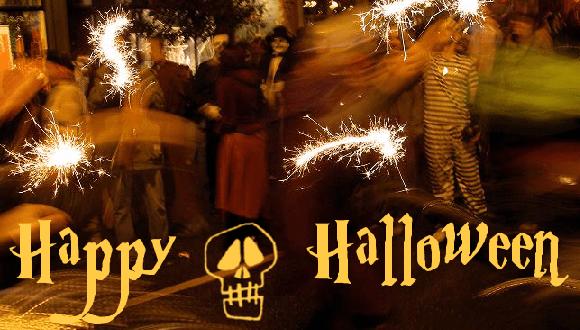 Los Angeles Halloween Party Limousine