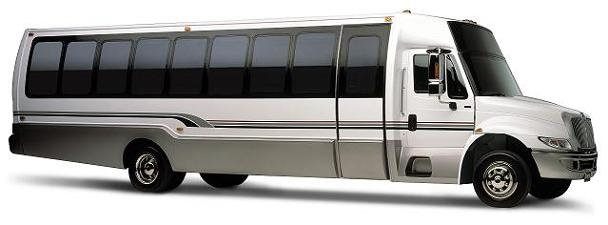 24 Passenger Mini Bus Orange County and Los Angeles Tours