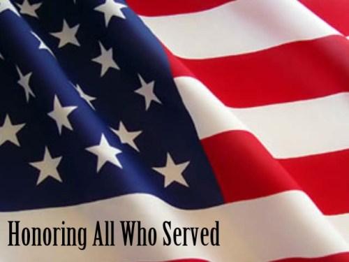 Happy Veterans Day Orange County